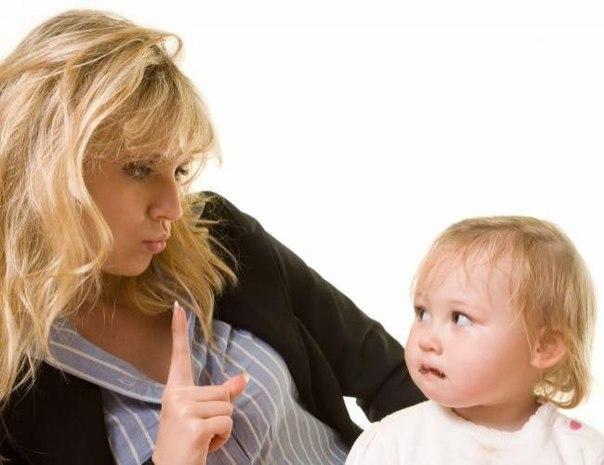 картинка как не срываться на ребенке