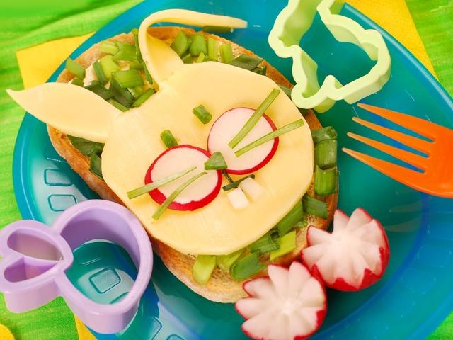 картинка оригинальный завтрак для ребенка
